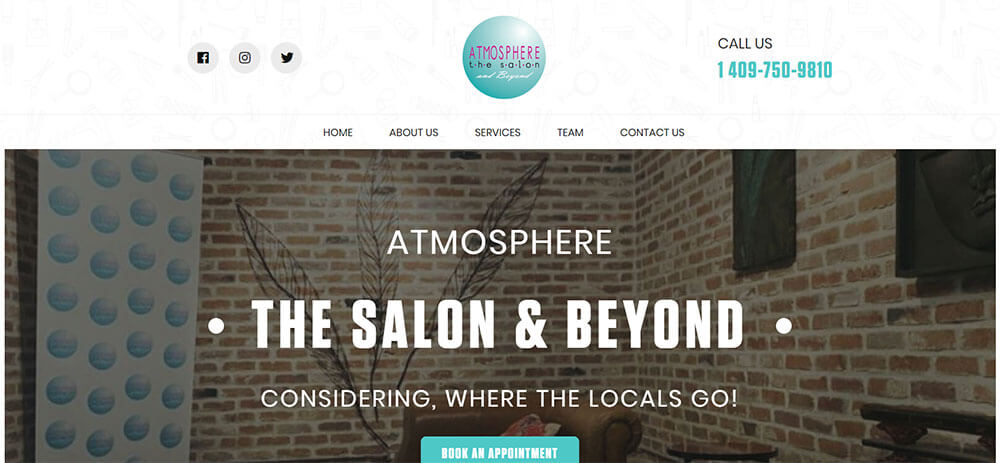 Atmosphere the Salon Desktop